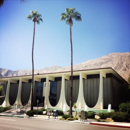 Coachella Valley Savings and Loan No3. 1960. E.Stewart Williams.