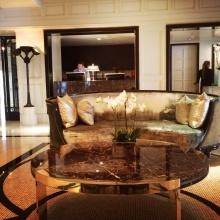 The London, lobby