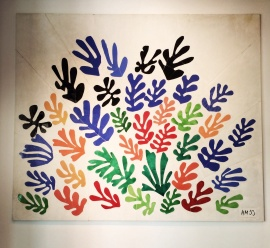 Henri Matisse. La Gerbe, 1952