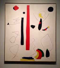 Joan Miro, 1893-1983 Animated Forms, 1935