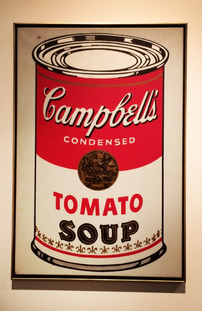 Andy Warhol, 1928-1987 Campbell's Soup Can, 1964