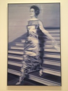 Gerhard Richter, b. 1932. Woman Descending the Staircase, 1965.