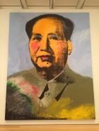 Andy Warhol, 1928-1987. Mao, 1973.