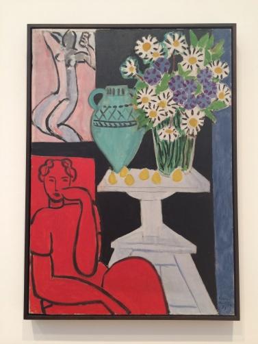 Henri Matisse, 1869-1954. Daisies, 1939.