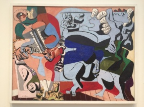 Le Corbusier, 1887-1965. Untitled, 1932. I didn't know Corb was a painter.