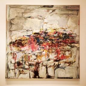 Joan Mitchell, 1925-1992. City Landscape, 1955.