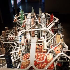 Automated metropolis