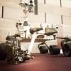 Mars rover Curiosity. Full-scale model.