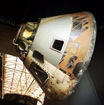 Apollo command module Skylab 4.