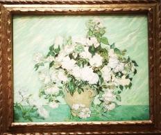 Vincent Van Gogh, 1853-1890. Roses, 1890.