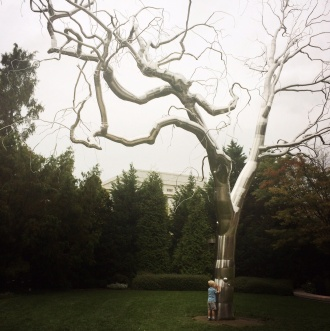 Roxy Paine, b. 1966. Graft, 2008-2009.