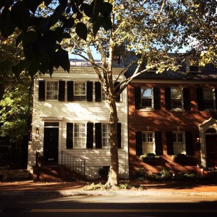 Georgetown neighbourhood