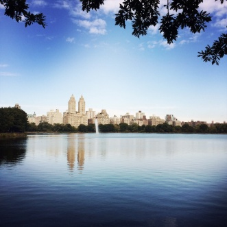 The Reservoir, Central Park