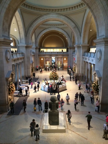 The Met interior: The Great Hall