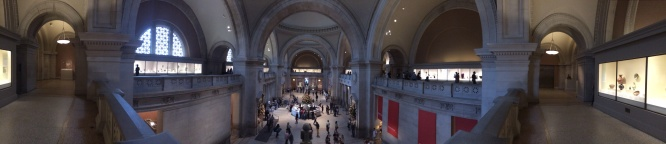 The Met Interior - The Great Hall