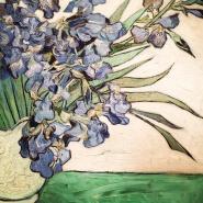Vincent Van Gogh, 1853-1890. Irises, 1890.