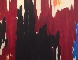 Clifford Still, 1904-1980 Untitled, 1960.