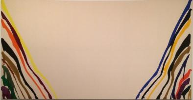 Morris Louis, 1912-1962. Untitled, 1960,