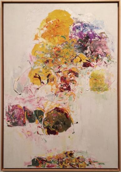 Joan Mitchell, 1925-1992. Sunflowers, 1969.