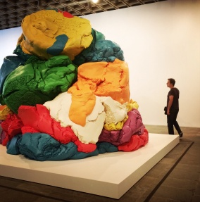 Jeff Koons, b. 1955. Play-Doh, 2014.