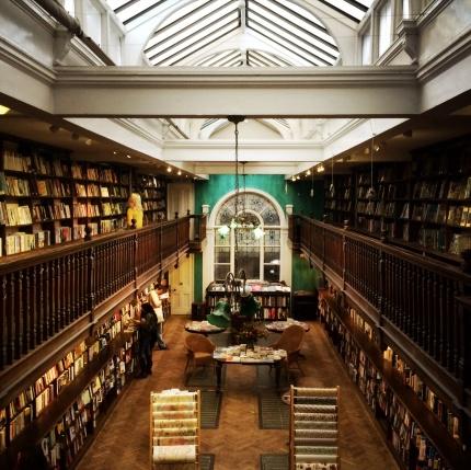Daunt Books, Marylebone High Street.