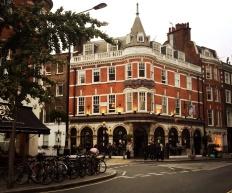 Prince Regent, Marylebone High Street.