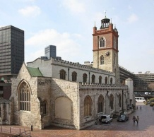 St Giles-without-Cripplegate. Source: family search.org