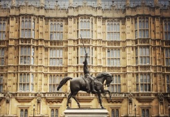 Richard I, Parliament