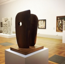 Barbara Hepworth, 1903-1975. Forms in Echelon, 1938.