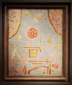 Paul Klee, 1879-1940. Efflorescence, 1937.