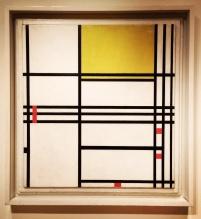 Piet Mondrian, 1872-1944. Painting No.9, 1939.