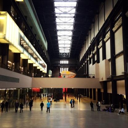 Turbine Hall, Tate Modern.