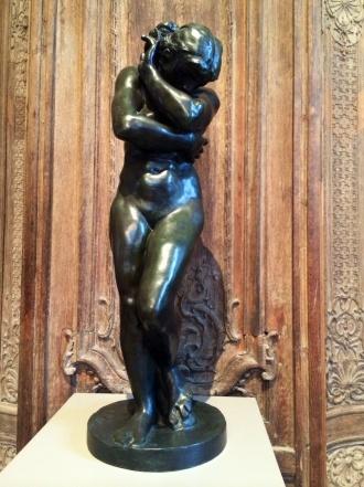 Auguste Rodin, 1840-1917. Eve, 1883.