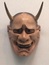 Noh Mask: Hannya, Edo period, 17th Century.