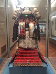 Yoroi Type Armor, A 1937 copy of Heian Period, 12th Century Armor.